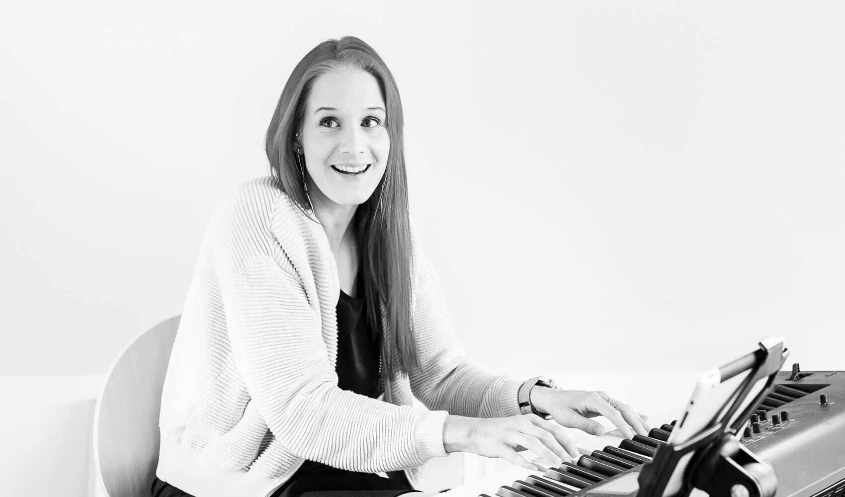 Sängerin Alexandra Seubert