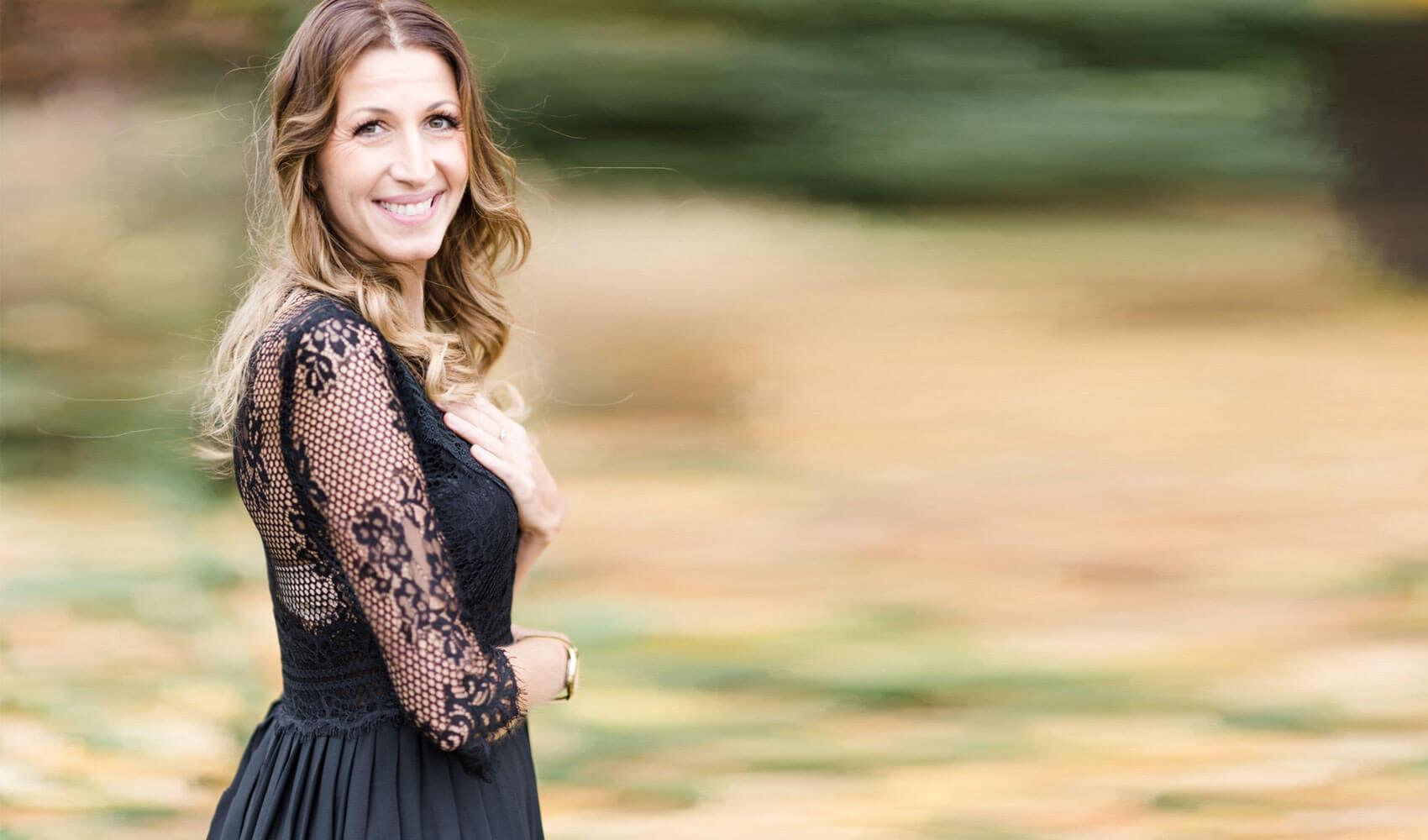 Sängerin Rebecca Jäger